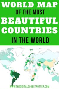 World Traveler rates most beautiful Countries -World Map of The Most Beautiful Countries, Through The Eyes of a Man Who Visited Them All - #budgettravel #traveldestinations #travel #traveling #nomads #howtotravel #travelguide #top20mostbeautifulcountriesintheworld #mostbeautifulcountryintheworldranking #themostbeautifulcountryintheworld #mostnaturalbeautifulcountryintheworld #mostbeautifulcountryinasia #mostbeautifulcountryintheworldtolive #mostbeautifulcountriesineurope