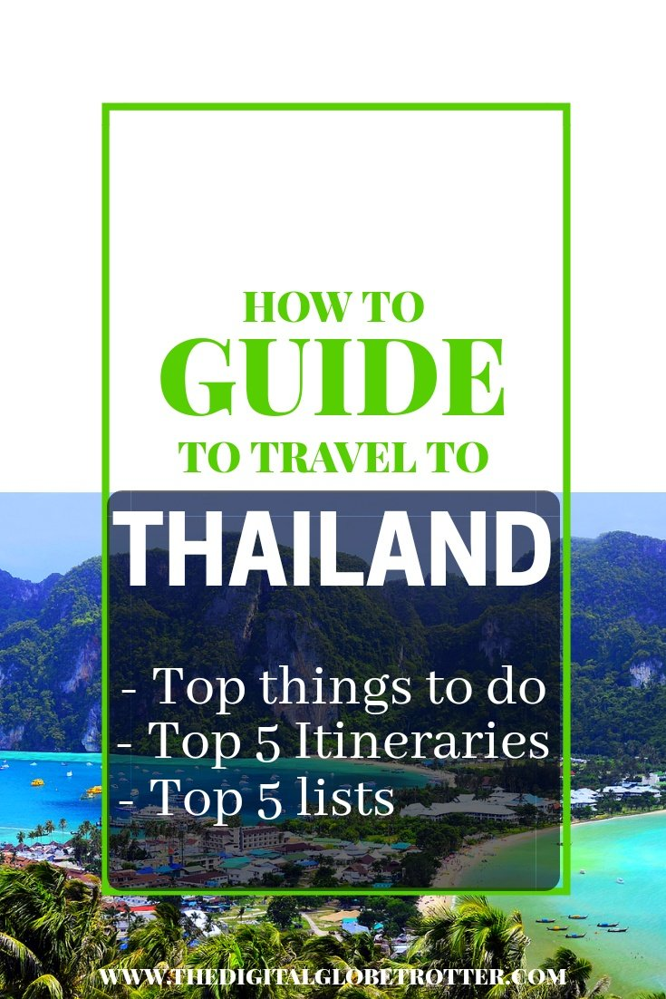 Complete guide for thailand Travel - Guide to travel to Thailand: What to do and Where to Go - #thailandvisit #thailandtrips #travelthailand #thailandflights #thailandhotels #thailandhostels #thailandairbnb #thailandtips #thailandbeaches #thailandmaps #thailandblog #thailandguide #thailandtours #thailandbooking #thailandinfo #thailandtripadvisor #thailandvisa #thailandblog #thailand #bangkok #travelbangkok #bangkokhotel #bangkokflight #bangkokthailand