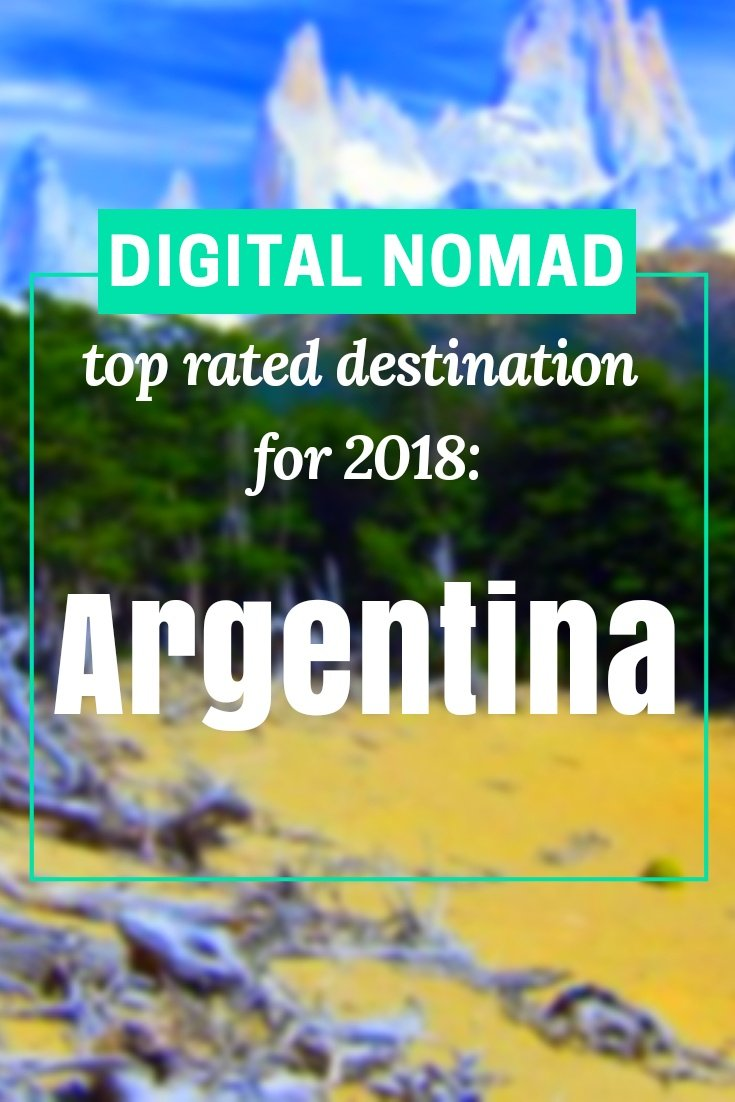 AWESOME ARTICLE!!! thanks! Why Argentina Tops My List as One of the Best Country for Digital Nomads - #visitargentina #argentinatrips #argentinatravel #argentinaflights #argentinahotels #argentinahostels #argentinaairbnb #argentinatips #argentinabeaches #argentinamaps #argentinablog #argentinaguide #argentinatours #argentinabooking #argentinainfo #argentinatripadvisor #argentinavisa #buenosaires #argentina #mendoza #patagonia #rosario #cordobaargentina #buenosairesflights