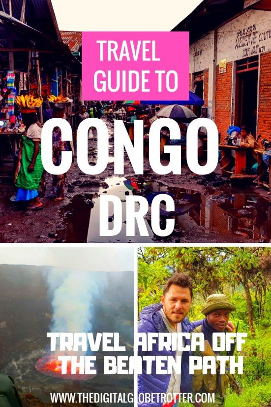 Travel Guide to Congo DRC (Zaire) – Climbing the World's Most Dangerous Volcano - My Country #184/196 - #travelafrica #travelafricatips #africatips #visitcongo #drcongotrips #traveldrcongo #drcongoflights #drcongohotels #drcongohostels #drcongoairbnb #drcongotips #drcongobeaches #drcongomaps #drcongoblog #drcongoguide #drcongotours #drcongobook #drcongoinfo #drcongotripadvisor #goma #ngongoro #kinshasa #congokinshasa