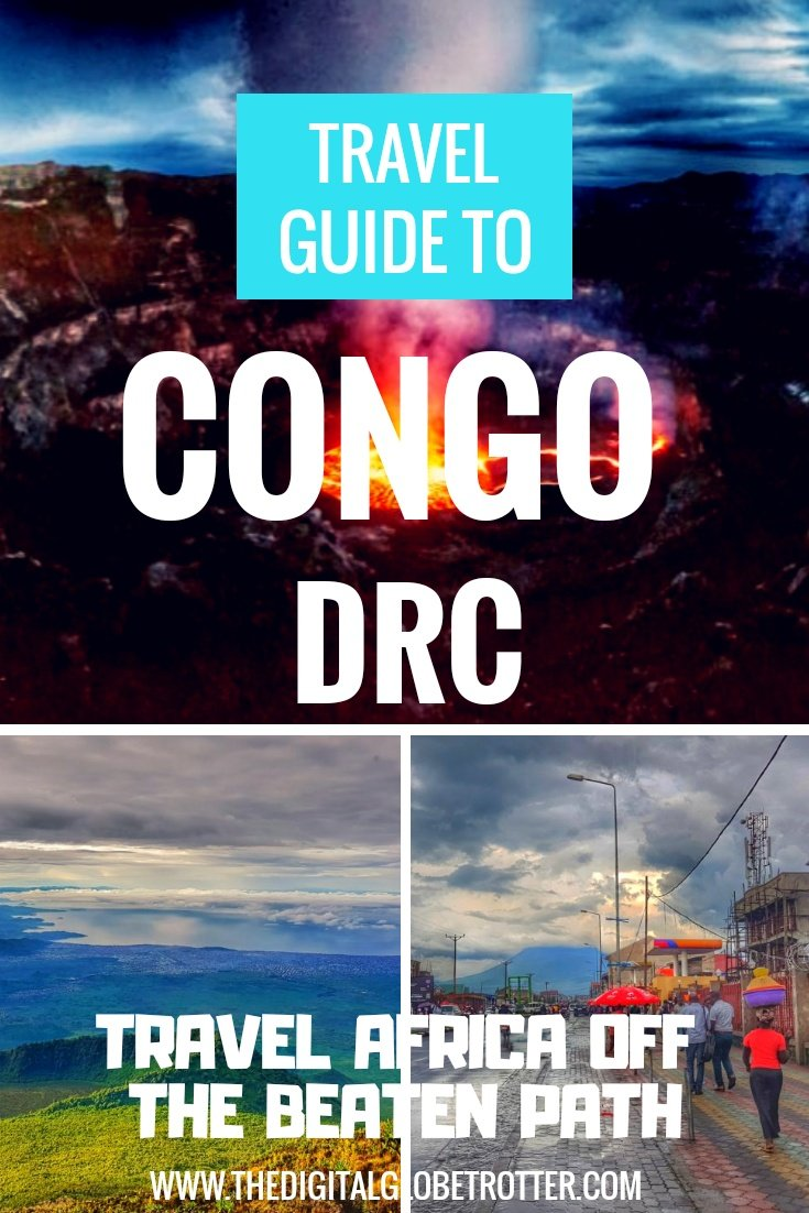 Democratic Republic of Congo - Travel Guide to Congo DRC (Zaire) – Climbing the World's Most Dangerous Volcano - My Country #184/196 - #travelafrica #travelafricatips #africatips #visitcongo #drcongotrips #traveldrcongo #drcongoflights #drcongohotels #drcongohostels #drcongoairbnb #drcongotips #drcongobeaches #drcongomaps #drcongoblog #drcongoguide #drcongotours #drcongobook #drcongoinfo #drcongotripadvisor #goma #ngongoro #kinshasa #congokinshasa