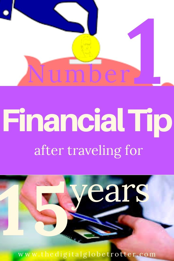 Saving Money tip: My #1 Financial Tip for Travelers: Forget the Miles… Get Yourself a No FX Credit Card! - #creditcardmiles #miles #travelmiles #creditcard #travelcreditcardtravelsavemoney #howtosavemoneyforatripfast #howtosavemoneytotraveltoeurope #howtosavemoneyforatripin4months #shoulditravelorsavemoney #savemoneyfortravelapp #cheapestplacestotravel #howtotravelonabudget #cheapestplacestotravel2018 #cheapestcountriestovisit #cheapplacestotravelintheus #howtotraveltheworld