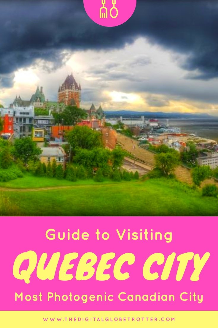 Visiting Quebec City in Canada - Guide to Quebec City, One of the Most Photogenic City in North America - #visitquebeccity #quebeccitytrips #travelquebeccity #quebeccityflights #quebeccityhotels #quebeccityhostels #quebeccityairbnb #quebeccitytips #quebeccitybeaches #quebeccitymaps #quebeccityblog #quebeccityguide #quebeccitytours #quebeccitybooking #quebeccityinfo #quebeccitytripadvisor #quebeccityvisa #quebeccity #quebecquebec #quebeccanada #montreal  #quebecblog
