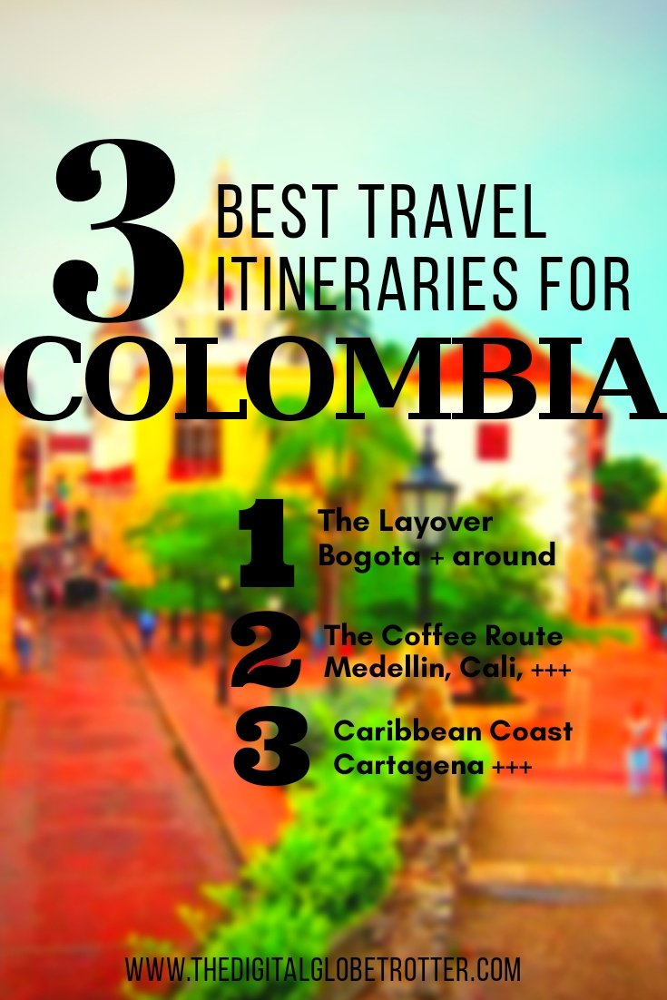 Visiting Colombia holiday tips - 3 Best Colombia Itineraries You Must Do On Your Next Trip - #visitcolombia #colombiatrips #travelcolombia #colombiaflights #colombiahotels #colombiahostels #colombiaairbnb #colombiatips #colombiabeaches #colombiamaps #colombiablog #colombiaguide #colombiatours #colombiabooking #colombiainfo #colombiatripadvisor #colombiavisa #blog