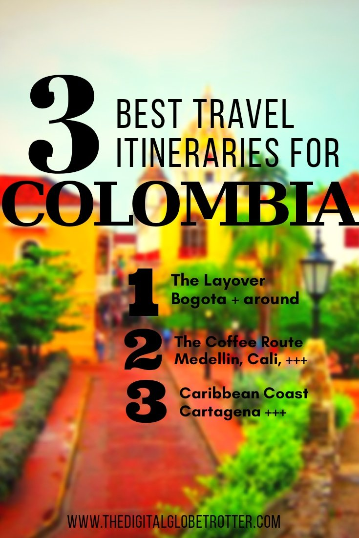 Amazing Colombia Travel Guide - 3 Best Colombia Itineraries You Must Do On Your Next Trip - #visitcolombia #colombiatrips #travelcolombia #colombiaflights #colombiahotels #colombiahostels #colombiaairbnb #colombiatips #colombiabeaches #colombiamaps #colombiablog #colombiaguide #colombiatours #colombiabooking #colombiainfo #colombiatripadvisor #colombiavisa #blog