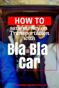 Ride-sharing service - Blablacar, a useful new service in my toolbox - #ridesharing #uber #blablacar #transport #budgettravel #traveldestinations #travel #traveling #nomads #howtotravel #travelguide #digitalnomad #travelblog #blogger #travelmore #wunderlust #dreams #traveleurope #travelasia #travelusa #travels #dreamtravels #globetrotter #countrycounters #allthecountries #whereivebeen