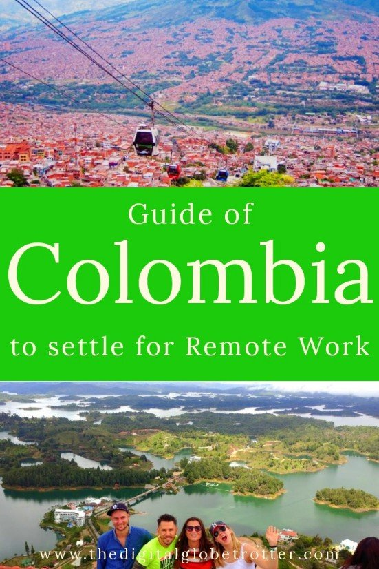 Digital Nomads best destinations - Why Colombia Should Be Top of Your List to Settle as a Digital Nomad - #visitcolombia #colombiatrips #travelcolombia #colombiaflights #colombiahotels #colombiahostels #colombiaairbnb #colombiatips #colombiabeaches #colombiamaps #colombiablog #colombiaguide #colombiatours #colombiabooking #colombiainfo #colombiatripadvisor #colombiavisa #blog