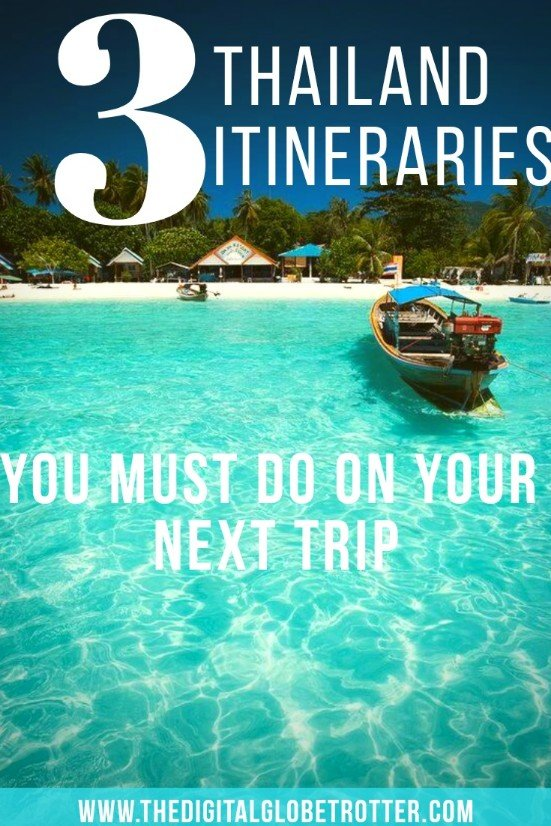 Awesome places! 3 Best Thailand Itineraries You Must Do On Your Next Trip - #thailandvisit #thailandtrips #travelthailand #thailandflights #thailandhotels #thailandhostels #thailandairbnb #thailandtips #thailandbeaches #thailandmaps #thailandblog #thailandguide #thailandtours #thailandbooking #thailandinfo #thailandtripadvisor #thailandvisa #thailandblog #thailand #bangkok #travelbangkok #bangkokhotel #bangkokflight #bangkokthailand