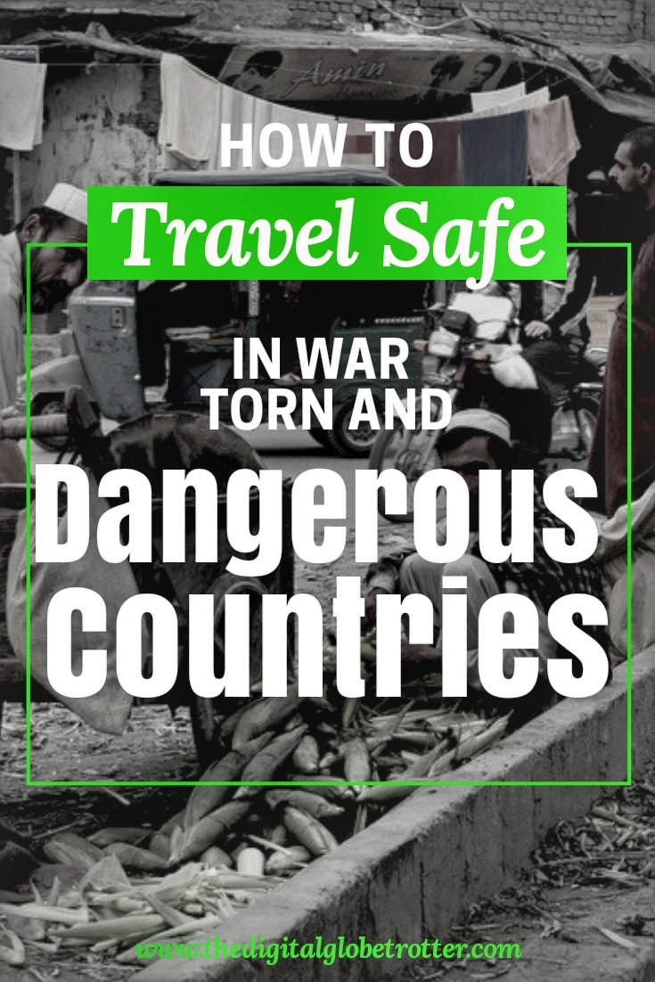 Travel without borders - Why you should never let fear of terrorism create limits in your travel plans - #travelsafety #dangerousdestinations #mostdangerousdestinations #travelriskmap2018 #ustravelwarningsmap #traveladvisory #worldtravelsafetymap2017 #unsafecountriestotravelto2017 #highriskcountriesfortravel2017 #traveladvisoryusa #worldwidetravelalert #traveldanger #travelterrorism #travelinsurance