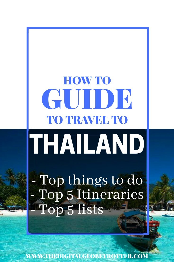 AMAZING travel tips to travel - Guide to travel to Thailand: What to do and Where to Go - #thailandvisit #thailandtrips #travelthailand #thailandflights #thailandhotels #thailandhostels #thailandairbnb #thailandtips #thailandbeaches #thailandmaps #thailandblog #thailandguide #thailandtours #thailandbooking #thailandinfo #thailandtripadvisor #thailandvisa #thailandblog #thailand #bangkok #travelbangkok #bangkokhotel #bangkokflight #bangkokthailand