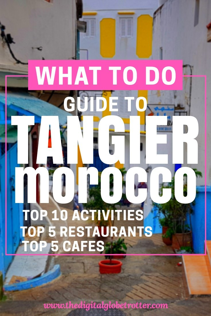 Great guide on Tangier - Tangier: The Moroccan Doors to Africa - #istangiersafe #istangiersafe #thingstodointangiermorocco #tangiermap #tangiermedina #tangiertravelblog #tangiermoroccohotels #tangierbeach #tangiertochefchaouen #tangierhotels #tangierflights #tangierKazbah #Tangier #Tangiermorocco #moroccoTravelMorocco #visitmorocco #moroccoflights #moroccotips #moroccoguide #tangierguide #tangierbeaches