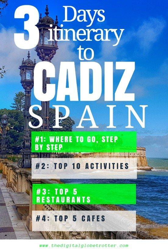 Travel guide Cadiz and Andalusia - Cadiz: Oldest City in Western Europe - #hotelesencadiz #cadizspain #carnavaldecadiz #cadiz #andalucia #spain #travelspain #spaintips #cadiztips #andaluciatips #travelandalucia #almeria #Sevilla #cadiztosevilla #cadizhotels #cadizflights #cadizcathedral #cadizbeaches #cadiztelegraph