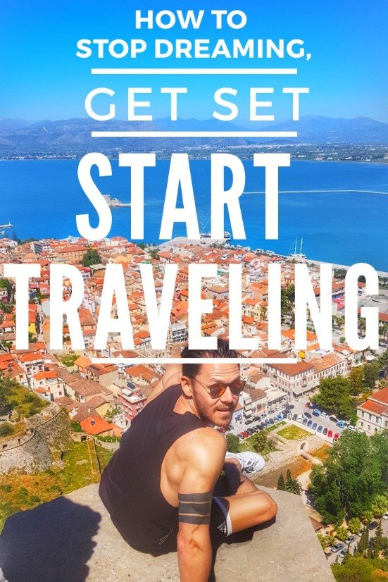 Inspired dreams - Inspire yourself with this guide on how to snap out and start your own journey and own adventures! How to Stop Dreaming, Get Set and Start Traveling - a Traveler an digital Nomad Guide #budgettravel #traveldestinations #travel #traveling #nomads #howtotravel #travelguide #digitalnomad #travelblog #travelmore #wunderlust #dreams #traveleurope #travelasia #travelusa #travels