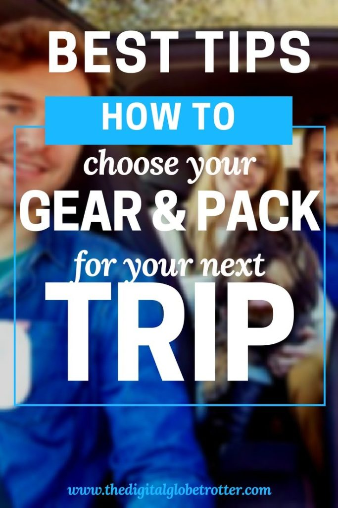 So useful information thanks1 - How to Pack Your Gear and What to Bring for your Trip - #travel #traveling #budgettravel #traveldestinations #travelblogger #travelblog #traveltips #travelplanning #backpacking #backpackers #globetrotter #cheapflights #worldtravel #gapyear #howtotravel #travelguide