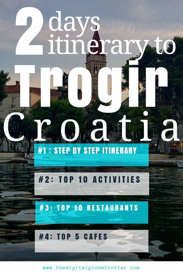 Trogir, a Tiny UNESCO Marvel in Croatia - #Trogir #visitTrogir #Trogirtrips #travelTrogir #Trogirflights #Trogirhotels #Trogirhostels #Trogirairbnb #Trogirtips #Trogirmaps #Trogirguide #Trogirtours #Trogirbooking #Trogirinfo #Croatia #TravelCroatia