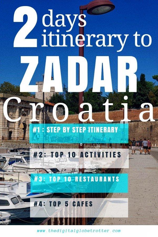 Visiting Zadar in Croatia - a New Hot Spot for Dalmatian Tourism - #Zadar #visitZadar #Zadartrips #travelZadar #Zadarflights #Zadarhotels #Zadarhostels #Zadarairbnb #Zadartips #Zadarmaps #Zadarguide #Zadartours #Zadarbooking #Zadarinfo #Croatia #TravelCroatia