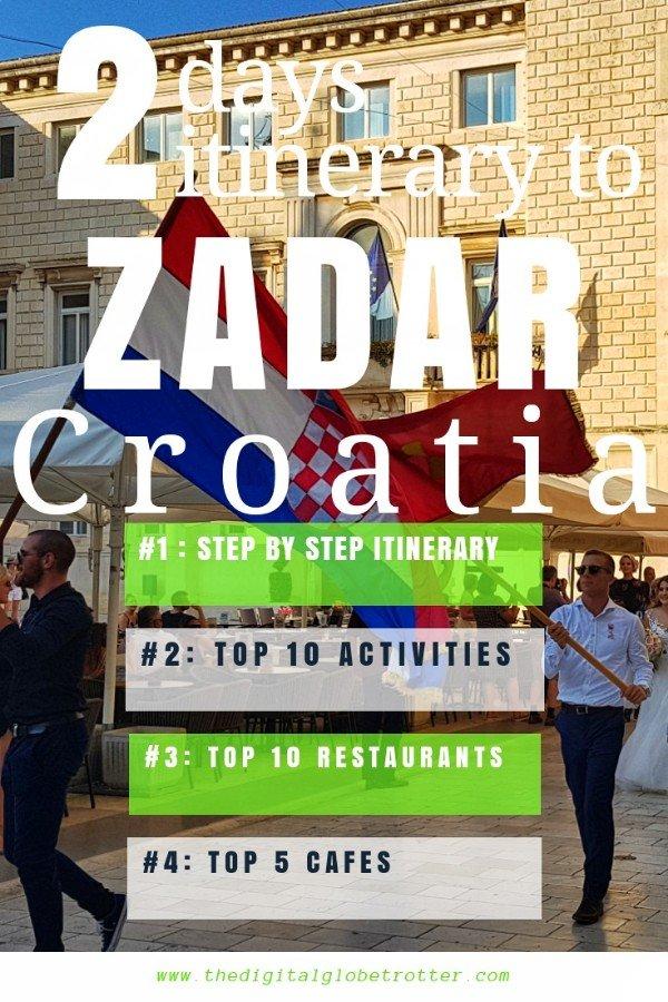 Good Read - Visiting Zadar in Croatia - a New Hot Spot for Dalmatian Tourism - #Zadar #visitZadar #Zadartrips #travelZadar #Zadarflights #Zadarhotels #Zadarhostels #Zadarairbnb #Zadartips #Zadarmaps #Zadarguide #Zadartours #Zadarbooking #Zadarinfo #Croatia #TravelCroatia