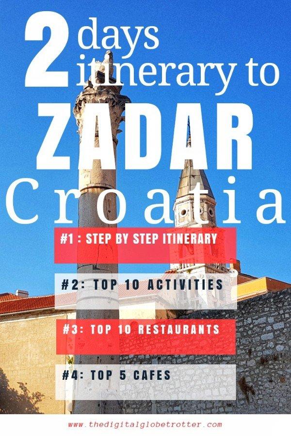 Great Post - Visiting Zadar in Croatia - a New Hot Spot for Dalmatian Tourism - #Zadar #visitZadar #Zadartrips #travelZadar #Zadarflights #Zadarhotels #Zadarhostels #Zadarairbnb #Zadartips #Zadarmaps #Zadarguide #Zadartours #Zadarbooking #Zadarinfo #Croatia #TravelCroatia