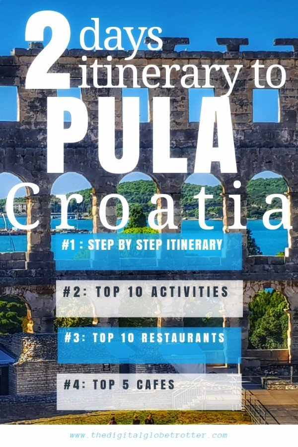 3 days in Pula, Epicenter of Istria in Croatia - #Pula #visitPula #Pulatrips #travelPula #Pulaflights #Pulahotels #Pulahostels #Pulaairbnb #Pulatips #Pulamaps #Pulaguide #Pulatours #Pulabooking #Pulainfo #Croatia #TravelCroatia
