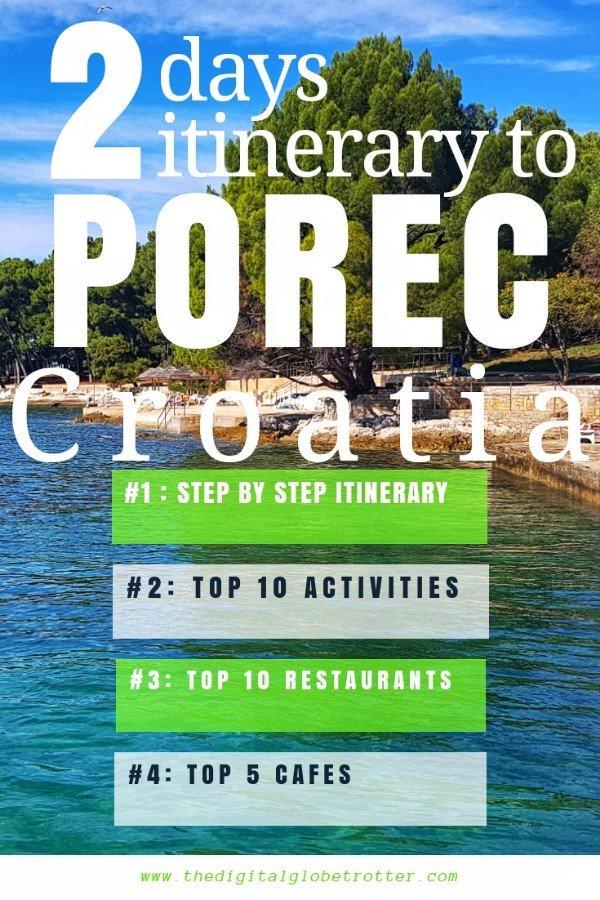 interesting article - What to do in 3 Days in Porec, Croatia - #Porec #visitPorec #Porectrips #travelPorec #Porecflights #Porechotels #Porechostels #Porecairbnb #Porectips #Porecmaps #Porecguide #Porectours #Porecbooking #Porecinfo #Croatia #TravelCroatia
