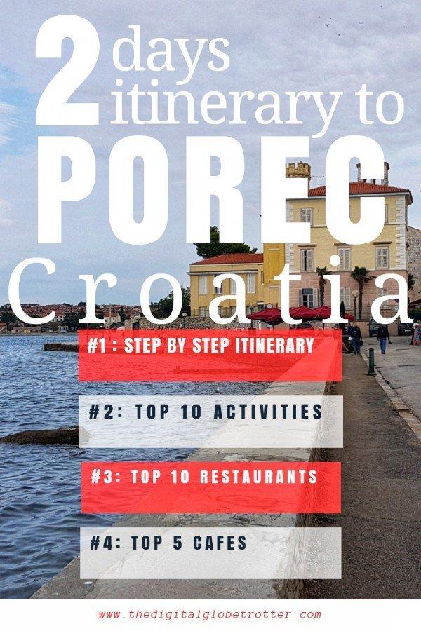 GREAT! - What to do in 3 Days in Porec, Croatia - #Porec #visitPorec #Porectrips #travelPorec #Porecflights #Porechotels #Porechostels #Porecairbnb #Porectips #Porecmaps #Porecguide #Porectours #Porecbooking #Porecinfo #Croatia #TravelCroatia