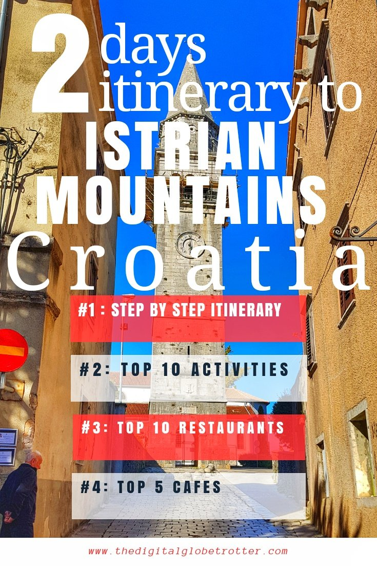 Super Post! - Itinerary to Visit The Istrian Interior in Croatia - #Istria #visitIstria #Istriatrips #travelIstria #Istriaflights #Istriahotels #Istriahostels #Istriaairbnb #Istriatips #Istriamaps #Istriaguide #Istriatours #Istriabooking #Istriainfo #Croatia #TravelCroatia