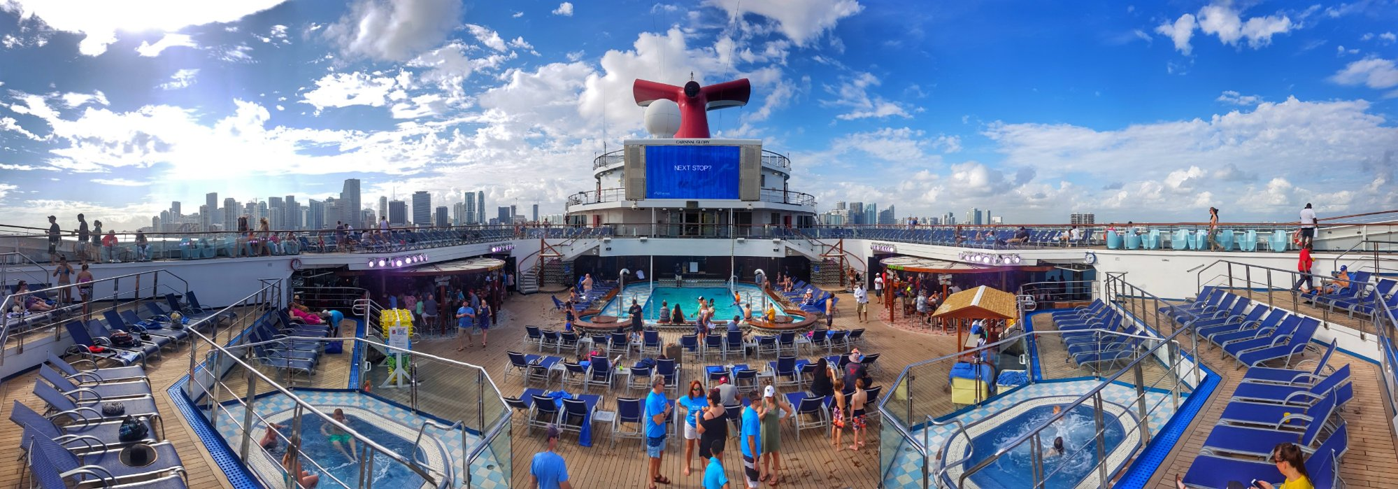 Carnival Glory Cruise Review: A Fun Cruise Designed for ...