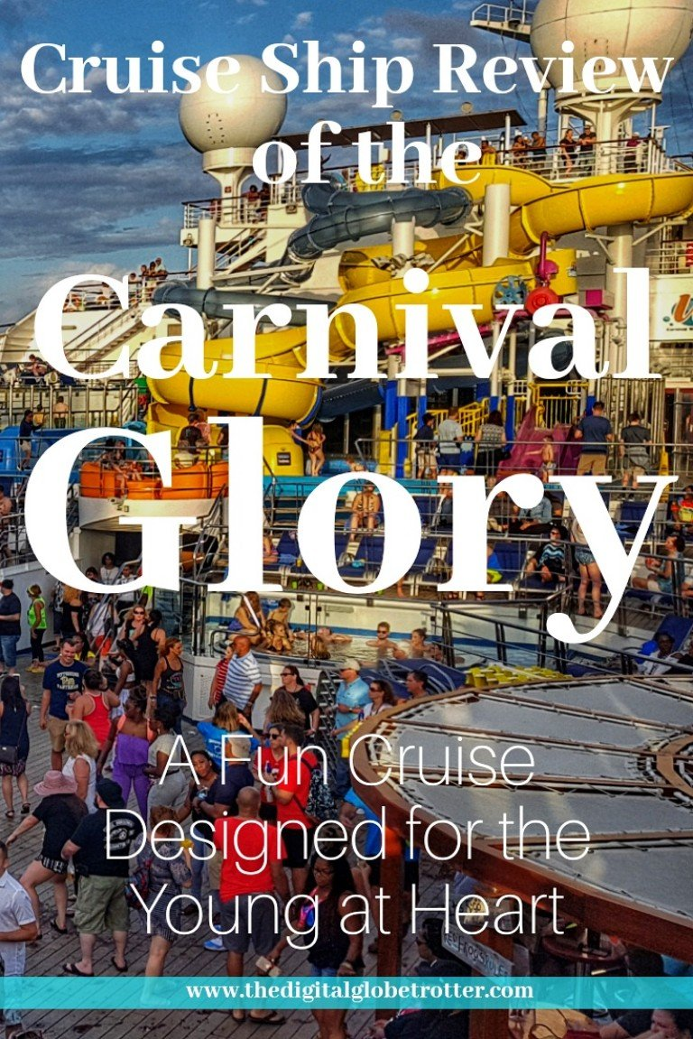 Carnival Glory Cruise Review: A Fun Cruise Designed for the Young at Heart - #Cruising #cruiseships #carnival #carnivalglory #MSC #royalcaribbean #ncl #cruises #holidays #vacations #norwegianstar #norwegian #choosefun #Carnival #hollandamerica #pullmantur # #cruisebooking #bookacruise