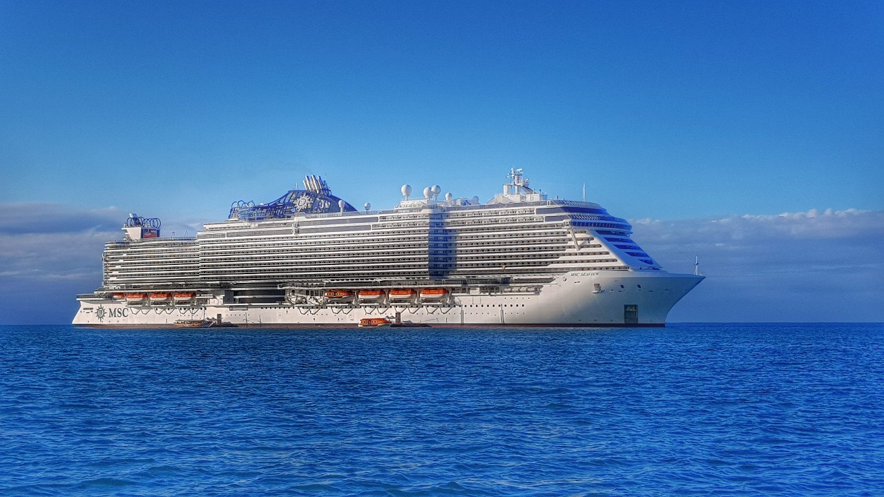"MSC Seaview Cruise Review: the ""Ryanair"" of Cruise Ships ..."