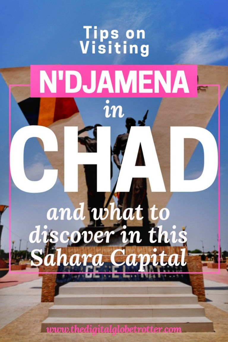 Interesting POst! Visiting N'Djamena in Chad - My 189th Country Visited - #chad #visitchad #chadtrips #travelchad #chadflights #chadhotels #chadhostels #chadairbnb #chadtips #chadmaps #chadguide #chadtours #chadbooking #chadinfo