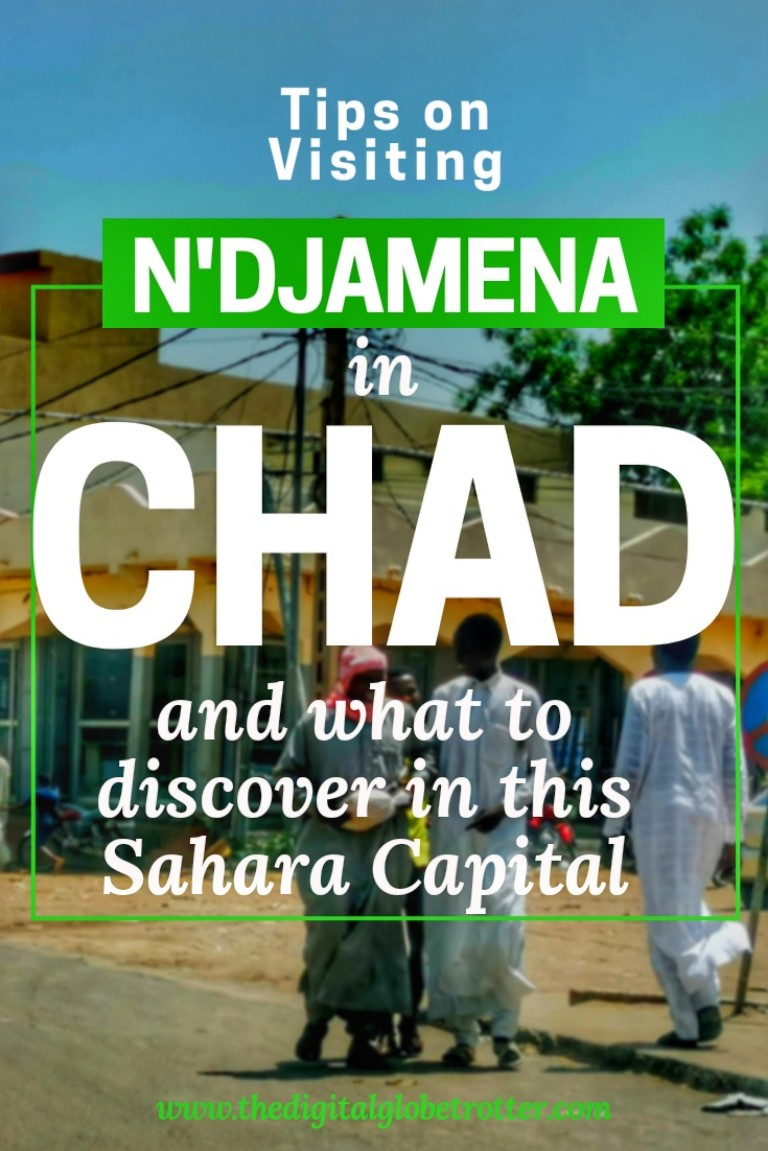 Visiting N'Djamena in Chad - My 189th Country Visited - #chad #visitchad #chadtrips #travelchad #chadflights #chadhotels #chadhostels #chadairbnb #chadtips #chadmaps #chadguide #chadtours #chadbooking #chadinfo