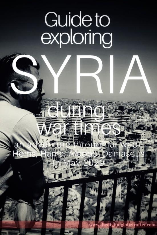 Visiting Syria in 2019 - #syria #visitsyria #syriatrips #travelsyria #syriaflights #syriahotels #syriahostels #syriaairbnb #syriatips #syriamaps #syriaguide #syriatours #syriabooking #syriainfo