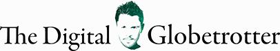 The Digital Globetrotter Logo